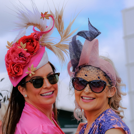 Michael Nightingale_Glamour at the Races